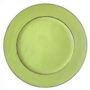 DEKORATIONSFAT - grön, Design, plast (33cm)