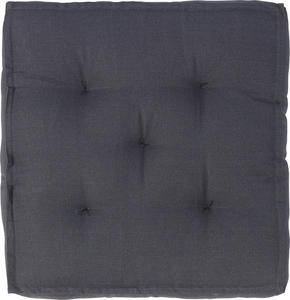 SITTDYNA - grå, Basics, textil (40/40/10cm) - Boxxx