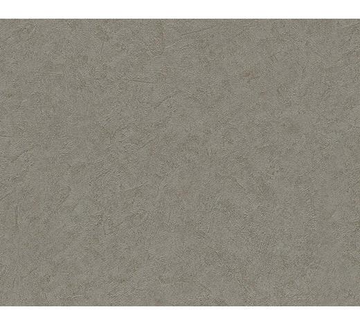 VLIESTAPETE 10,05 m  - Braun, Basics, Textil (53/1005cm)