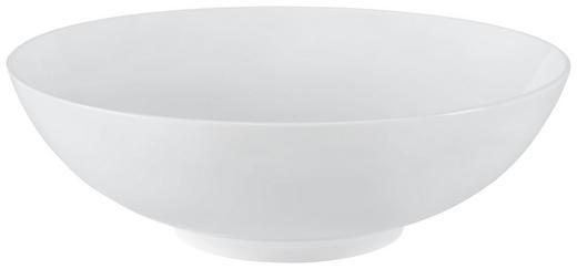 SCHÜSSEL Keramik Porzellan - Weiß, Keramik (30cm) - Seltmann Weiden