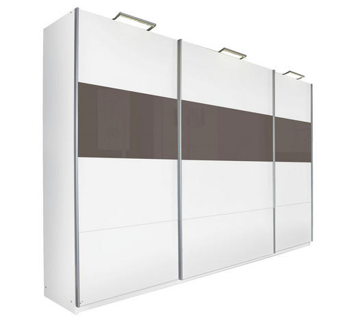 schwebet renschrank in grau wei online kaufen xxxlutz. Black Bedroom Furniture Sets. Home Design Ideas