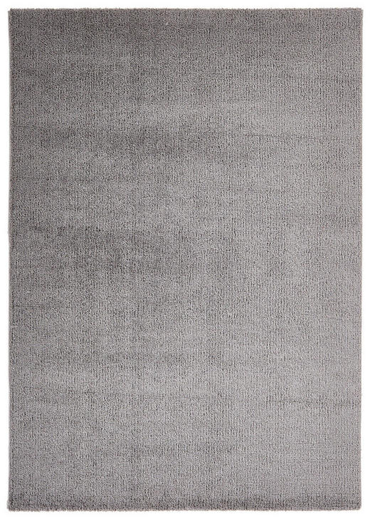 WEBTEPPICH  120/170 cm  Dunkelgrau - Dunkelgrau, Basics, Textil (120/170cm) - Novel