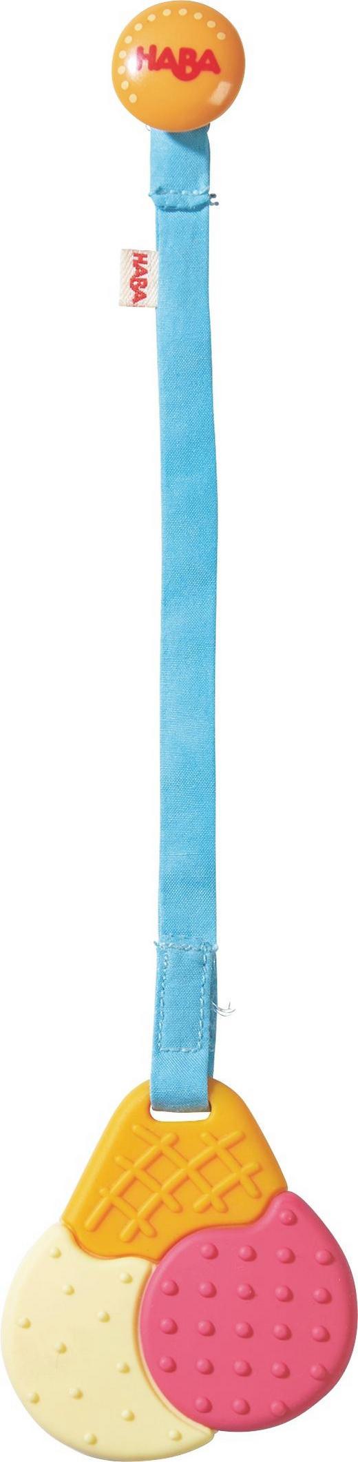 GREIFLING - Multicolor, Basics, Kunststoff/Textil (6/6,5cm) - Haba