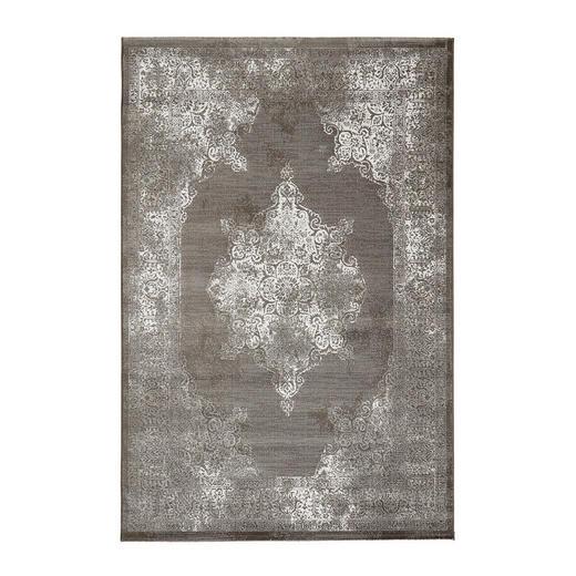 WEBTEPPICH  135/200 cm  Braun - Braun, Basics, Textil (135/200cm)