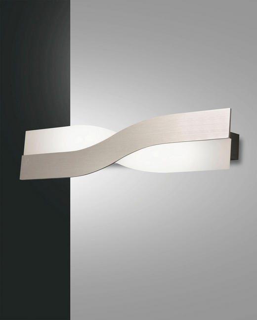 LED-WANDLEUCHTE - Design, Kunststoff/Metall (50/10/6,5cm)