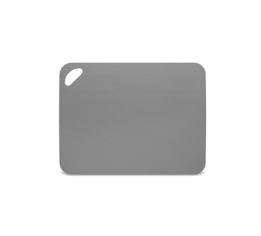 SCHNEIDEMATTE - Grau, Basics, Kunststoff (38/29/0,2cm) - Homeware