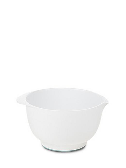 RÜHRSCHÜSSEL - Weiß, Basics, Kunststoff (3l) - Mepal Rosti