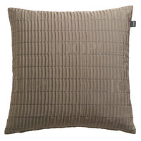 KISSENHÜLLE Schlammfarben 40/40 cm - Schlammfarben, Basics, Textil (40/40cm) - Joop!