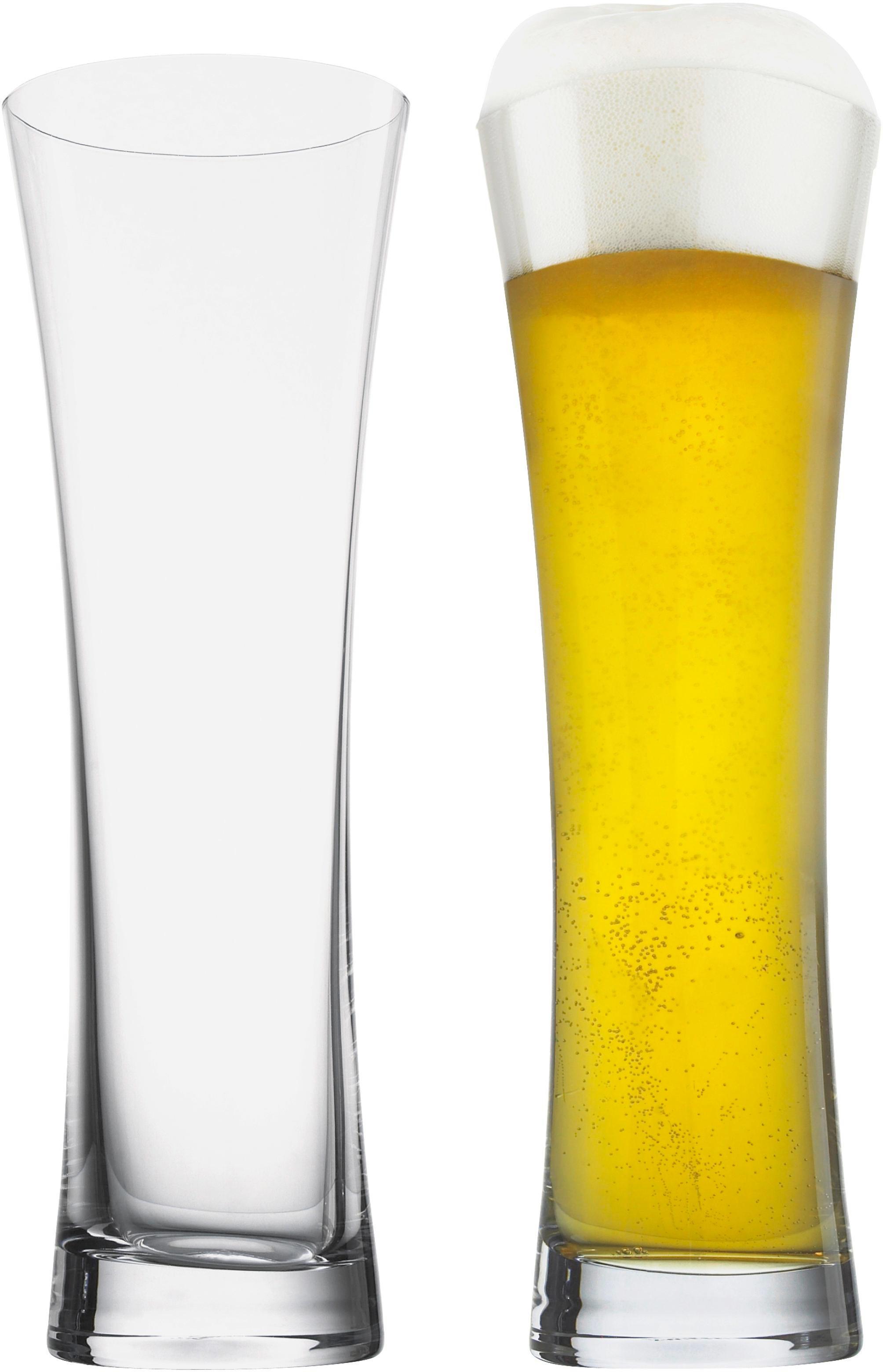 WEIZENBIERGLAS - Klar, Basics, Glas (31,1/21,1/26,5cm) - SCHOTT ZWIESEL