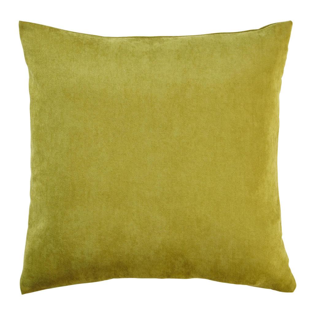 Novel Kissenhülle grün