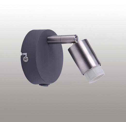 WANDLEUCHTE - KONVENTIONELL, Metall (8/13,5/16cm)
