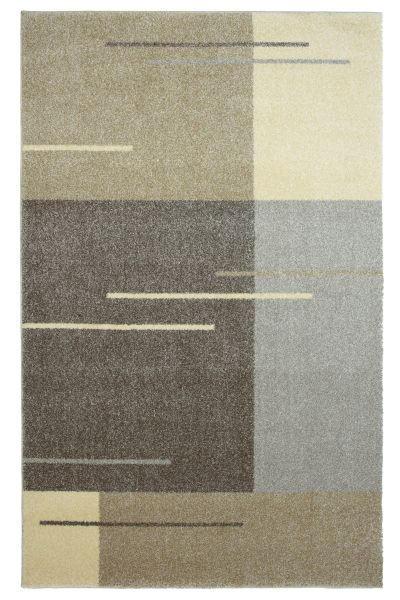 WEBTEPPICH - Beige, KONVENTIONELL, Textil (80/150cm) - Schöner Wohnen