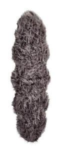 Schaffellimitat  60/90 cm  Grau - Grau, Basics, Textil (60/90cm) - Ambia Home