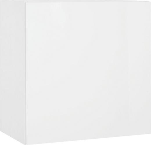 Hängeschrank in weiß design holzwerkstoff 60 60 34cm