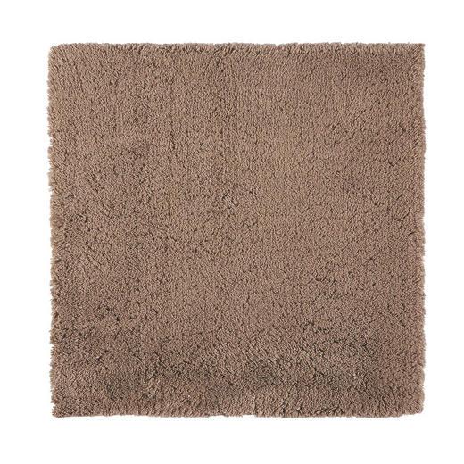 BADTEPPICH  Taupe  60/60 cm - Taupe, Basics, Textil (60/60cm) - AQUANOVA