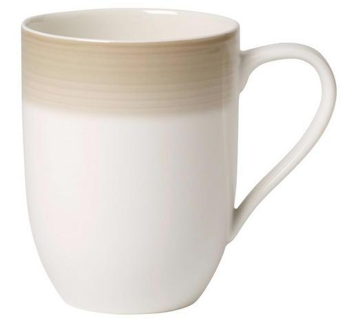 KAFFEEBECHER 340 ml - Beige/Creme, KONVENTIONELL, Keramik (0,34l) - Villeroy & Boch