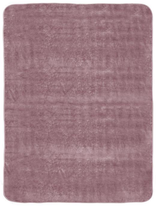 WOHNDECKE 180/220 cm - Pink, Design, Textil (180/220cm) - Novel