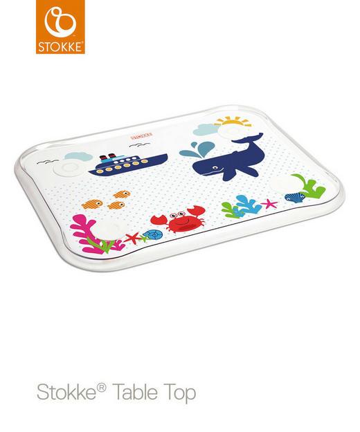 Tripp Trapp Table Top - Multicolor, Basics, Kunststoff - Stokke