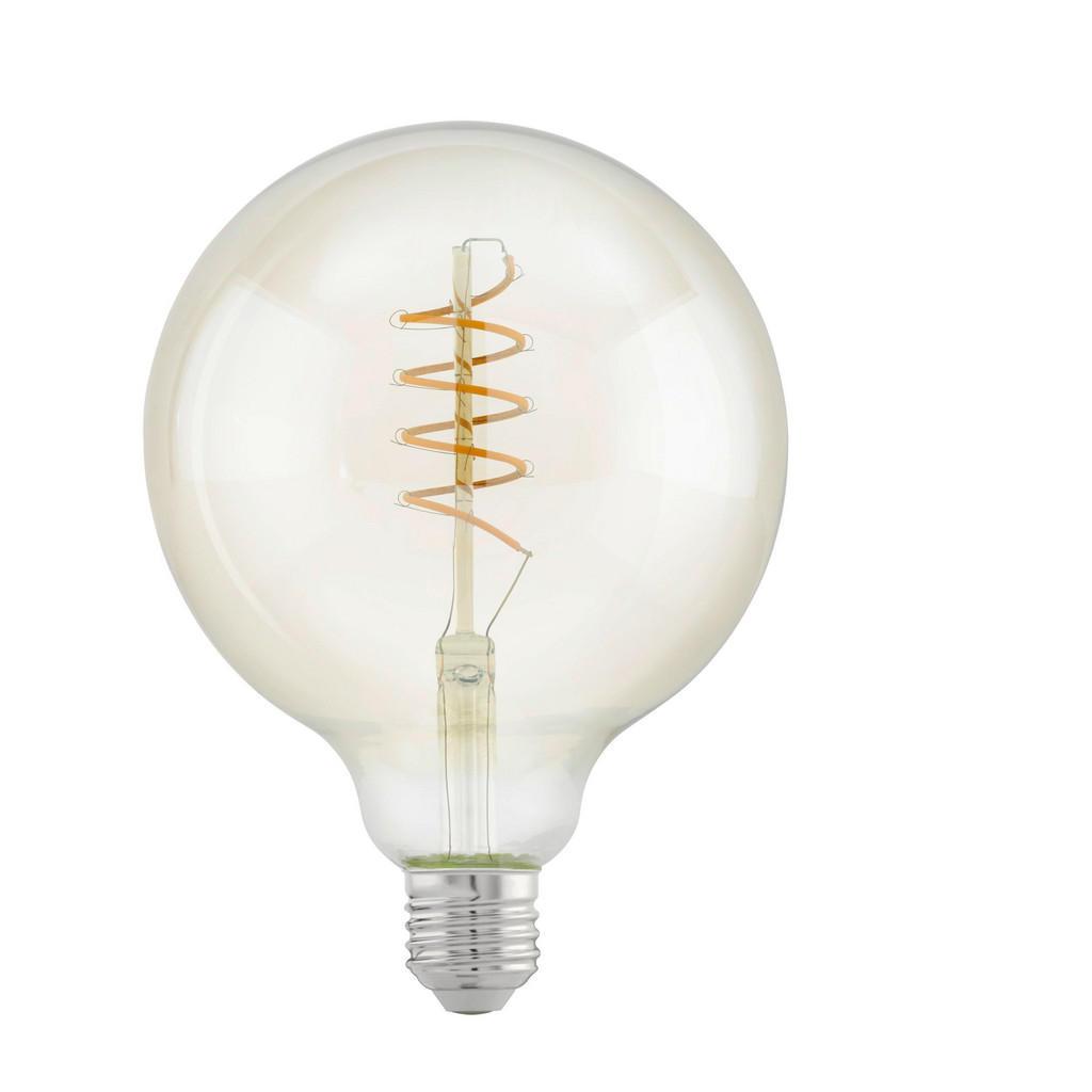 XXXL LED-LEUCHTMITTEL E27 4 W, Weiß