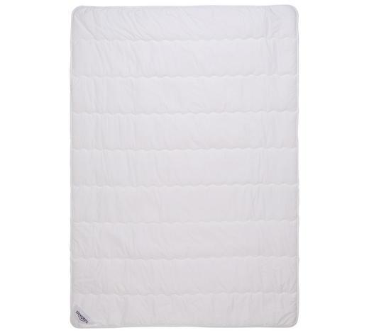 LEICHTDECKE 140/220 cm - Weiß, Basics, Textil (140/220cm) - Sleeptex