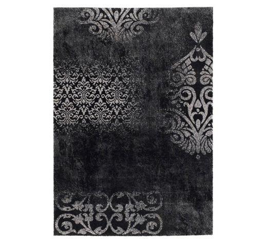 VINTAGE-TEPPICH - Anthrazit, Trend, Textil (240/340cm) - Novel