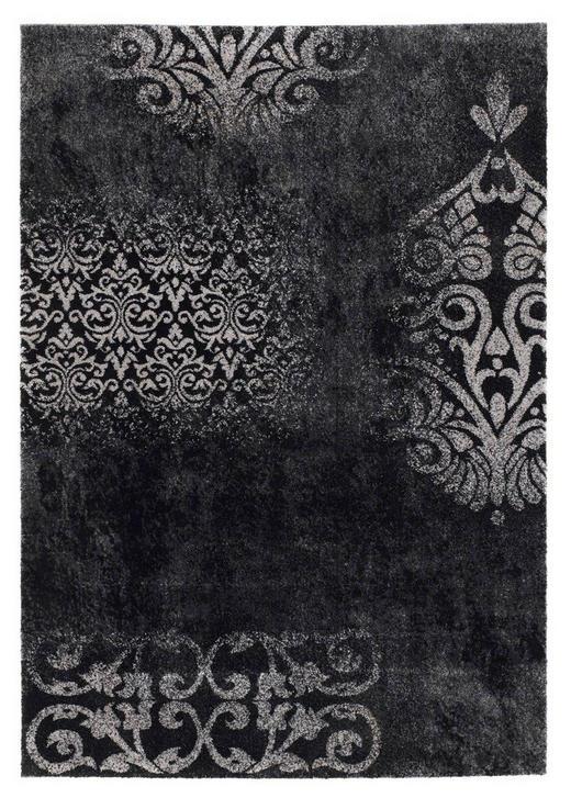 WEBTEPPICH  240/340 cm  Anthrazit - Anthrazit, Textil (240/340cm) - NOVEL