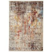 PREPROGA VINTAGE  200/285 cm  tkano  siva, večbarvno  - siva/večbarvno, Trendi, tekstil (200/285cm) - Esposa