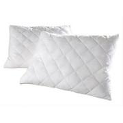 JASTUK PROŠIVENI - bijela, Konvencionalno, tekstil (60/80cm) - Boxxx