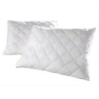 VZGLAVNIK LJAS002 - bela, Konvencionalno, tekstil (60/80cm) - Boxxx