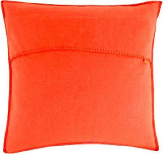 KISSENHÜLLE Orange 50/50 cm - Orange, Basics, Textil (50/50cm) - Zoeppritz
