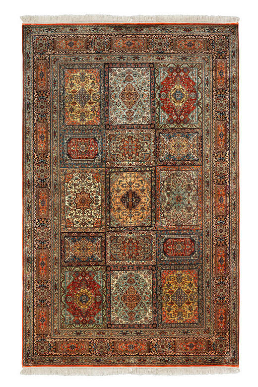 ORIENTALISK MATTA - multicolor, Lifestyle, ytterligare naturmaterial (170/240cm) - Esposa