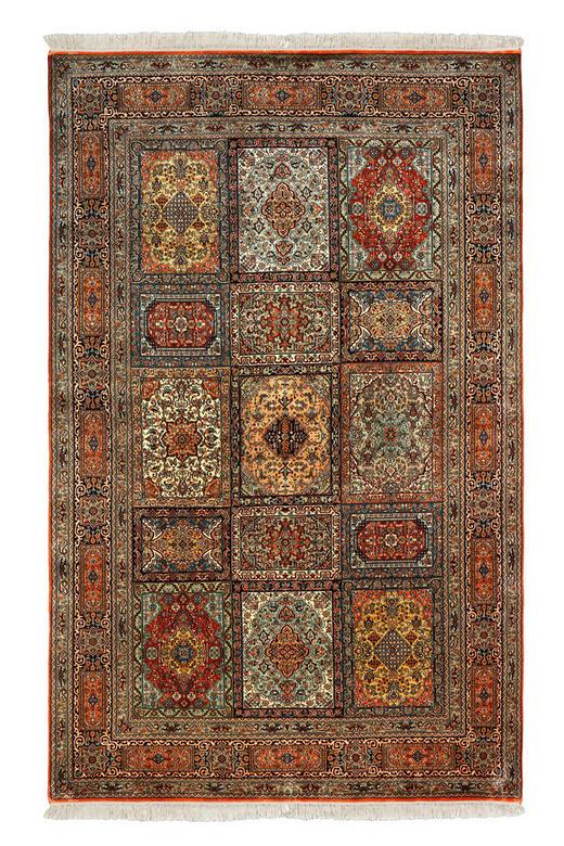 ORIENTTEPPICH 150/210/ cm - Multicolor, LIFESTYLE, Weitere Naturmaterialien (150/210/cm) - Esposa