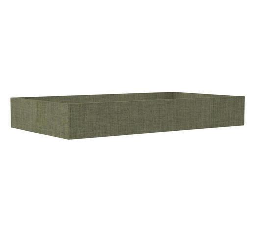 SCHUBLADE - Braun, MODERN, Holzwerkstoff (87,9/14/53cm) - Hom`in