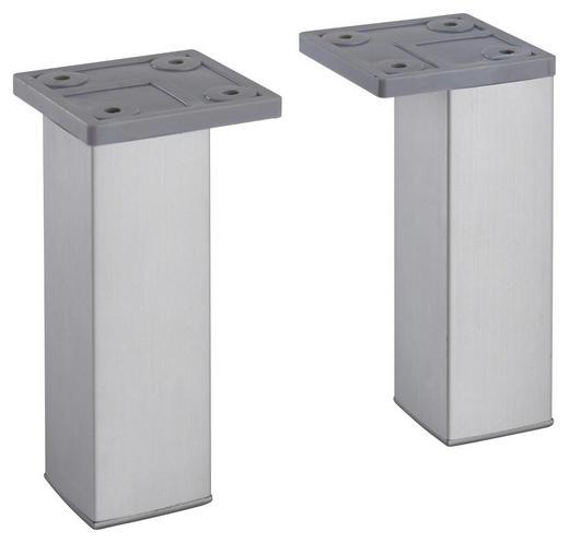 BEN-SET - silver, Design, plast (10cm) - XORA