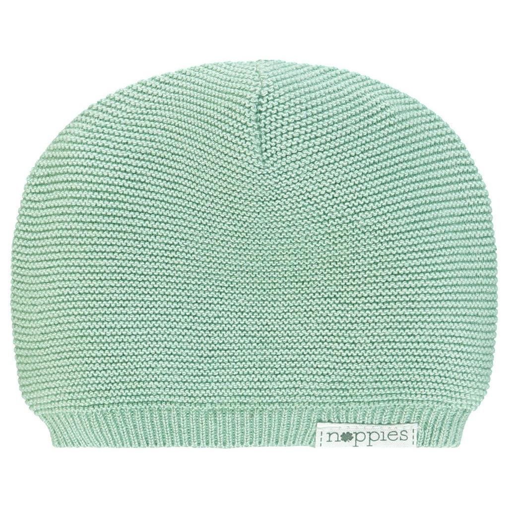 noppies Babystrickmütze Grün 0-3M