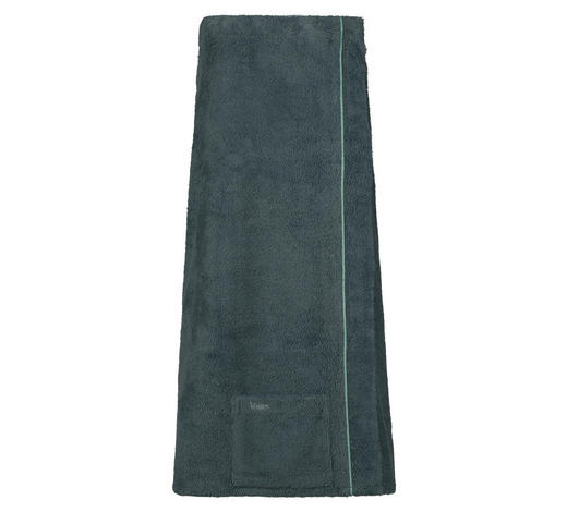 SAUNAKILT - Blau, Basics, Textil (80/140cm) - Vossen