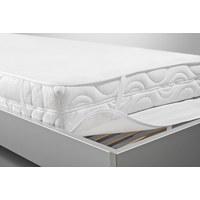 MATRATZENAUFLAGE 100/200 cm - Naturfarben, Basics, Textil (100/200cm) - Sleeptex