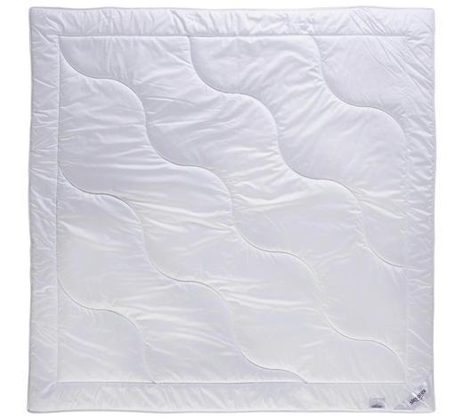DEKA, 200/200 cm, polyester, rouno, duté vlákno - bílá, Basics, textil (200/200cm) - Sleeptex