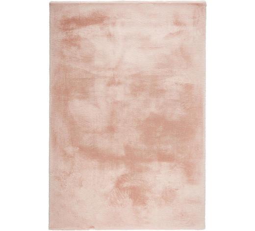 HOCHFLORTEPPICH  120/170 cm  gewebt  Rosa   - Rosa, MODERN, Textil (120/170cm) - Novel