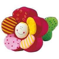 GREIFLING - Multicolor, Basics, Textil (12/16cm) - Haba