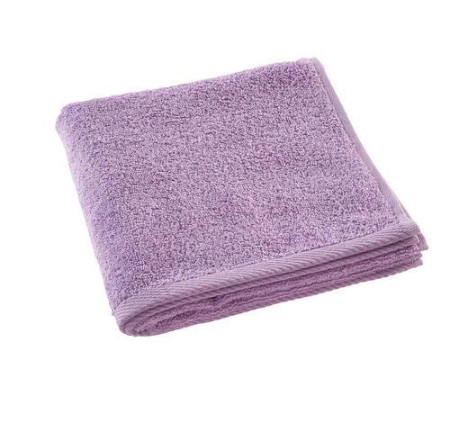 HANDTUCH 50/100 cm  - Lila, Basics, Textil (50/100cm) - Boxxx