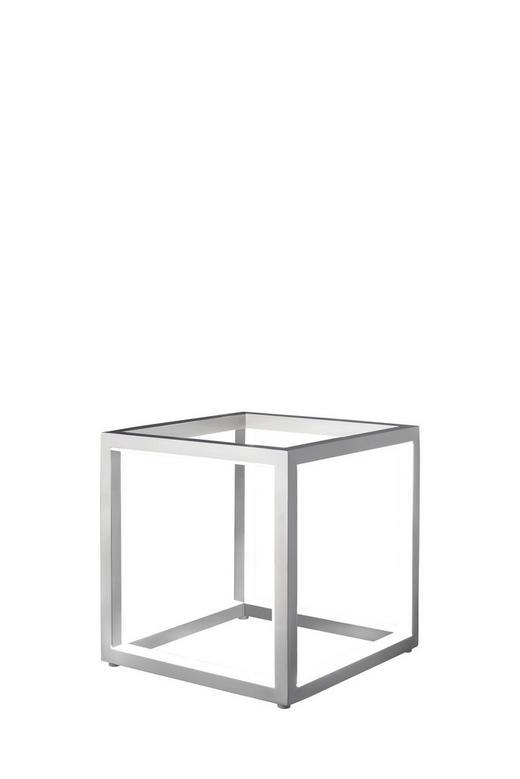 TISCHLEUCHTE - Alufarben, MODERN, Metall (20/20cm)