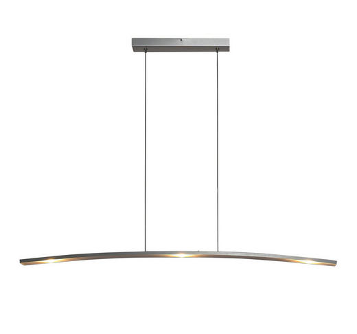 LED-HÄNGELEUCHTE - Design, Metall (115/140cm)