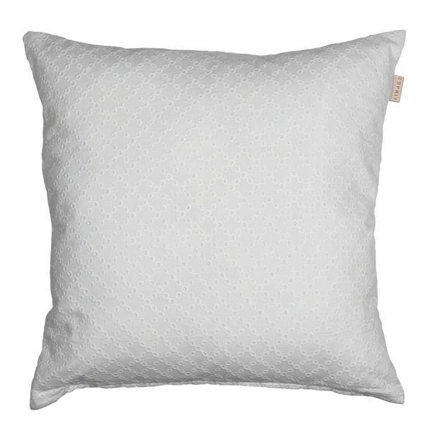 KISSENHÜLLE Weiß 45/45 cm - Weiß, Textil (45/45cm) - ESPRIT