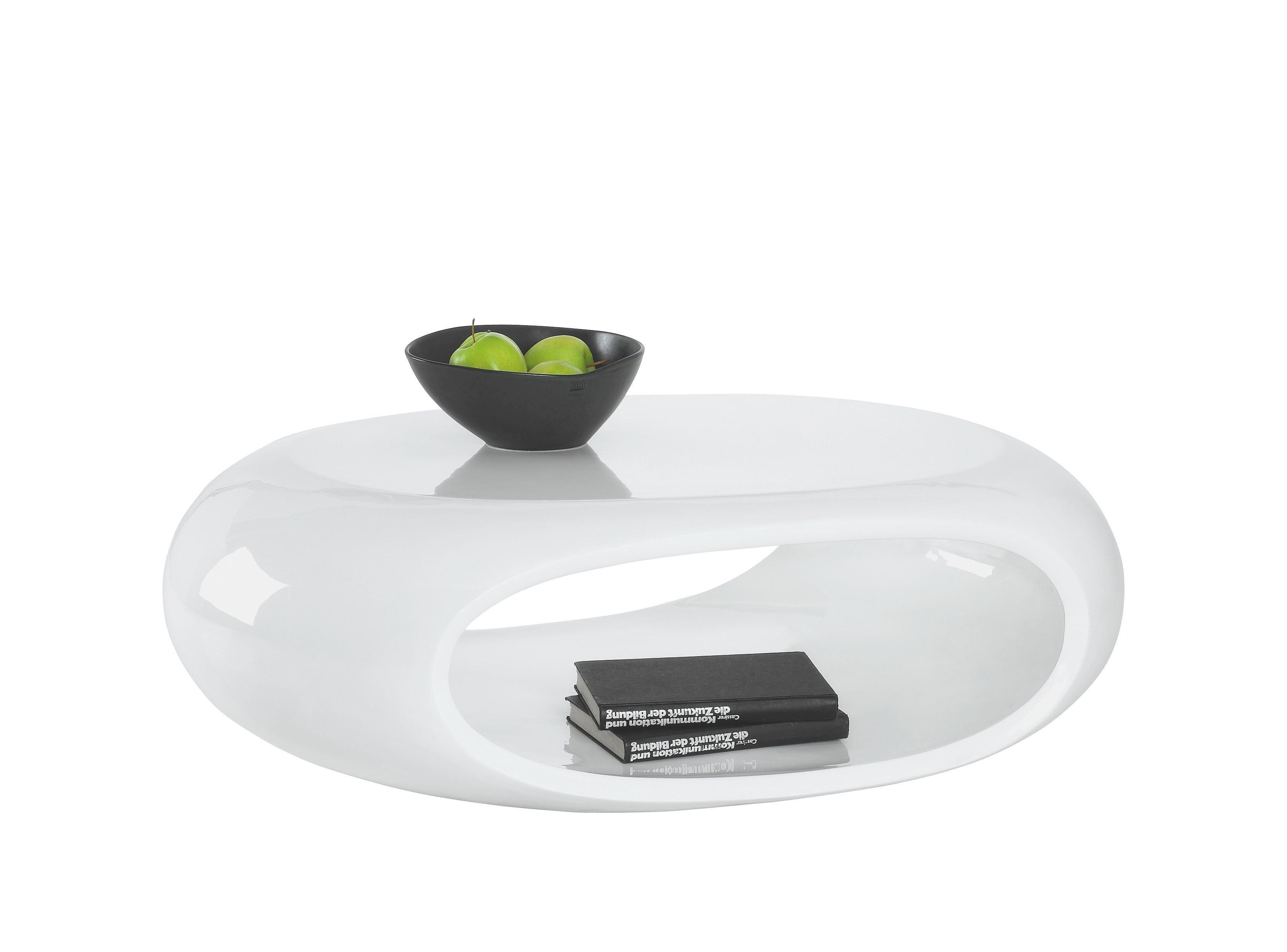 KLUB STOLIĆ - bijela, Design, plastika (100/32/70cm) - XORA