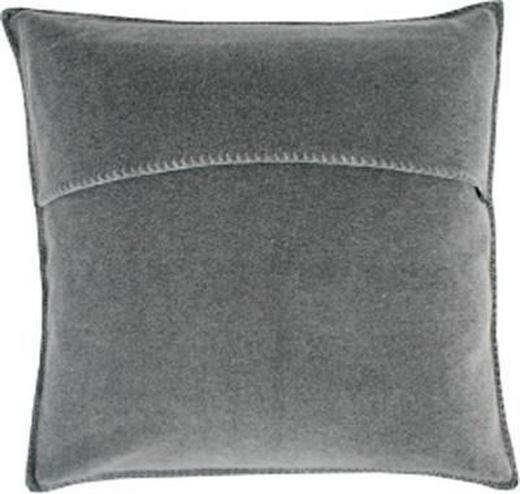 KISSENHÜLLE Grau 50/50 cm - Grau, Textil (50/50cm) - ZOEPPRITZ