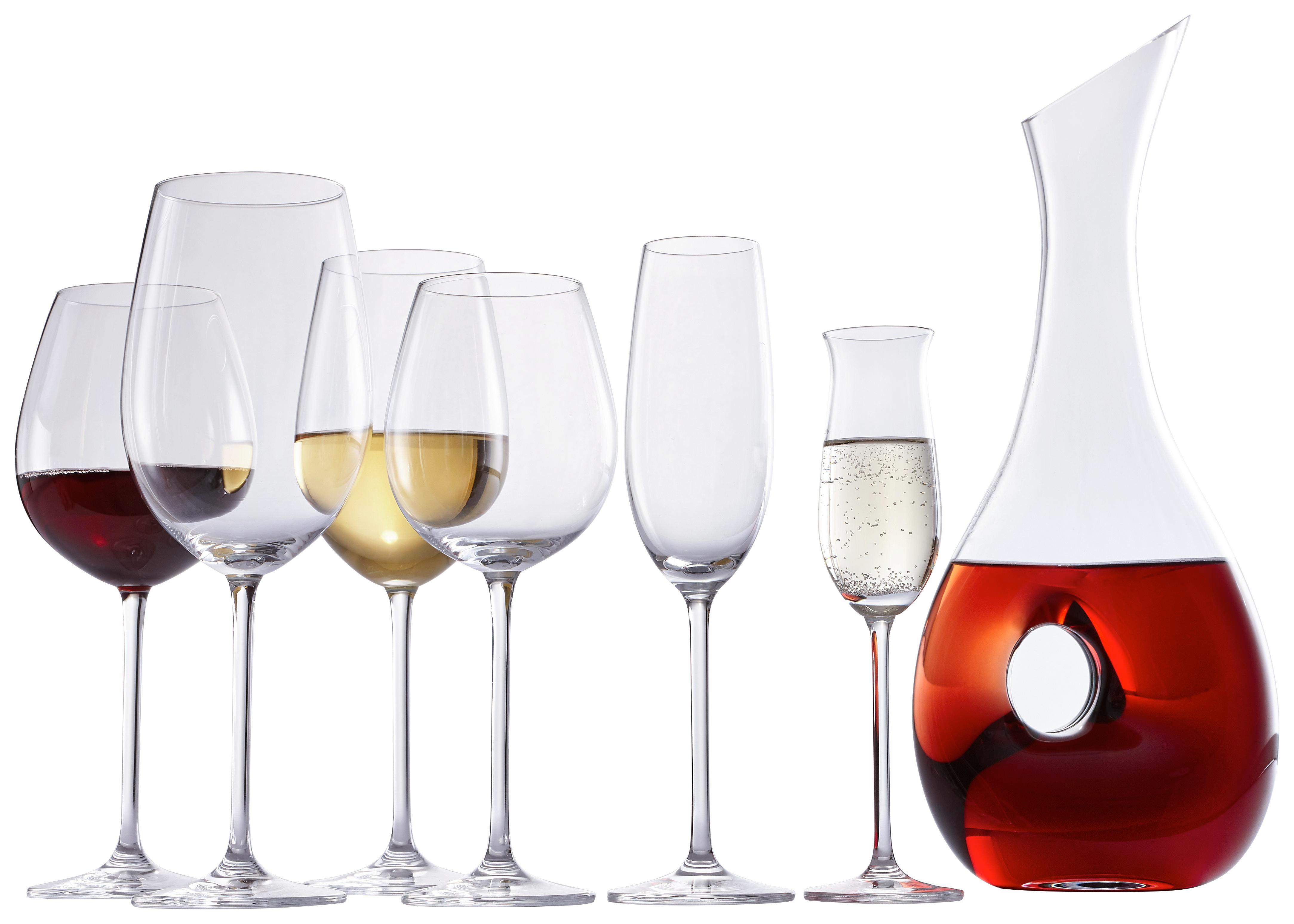 SEKTGLAS - Klar, Basics, Glas (23.2/16.2/26.4cm) - SCHOTT ZWIESEL