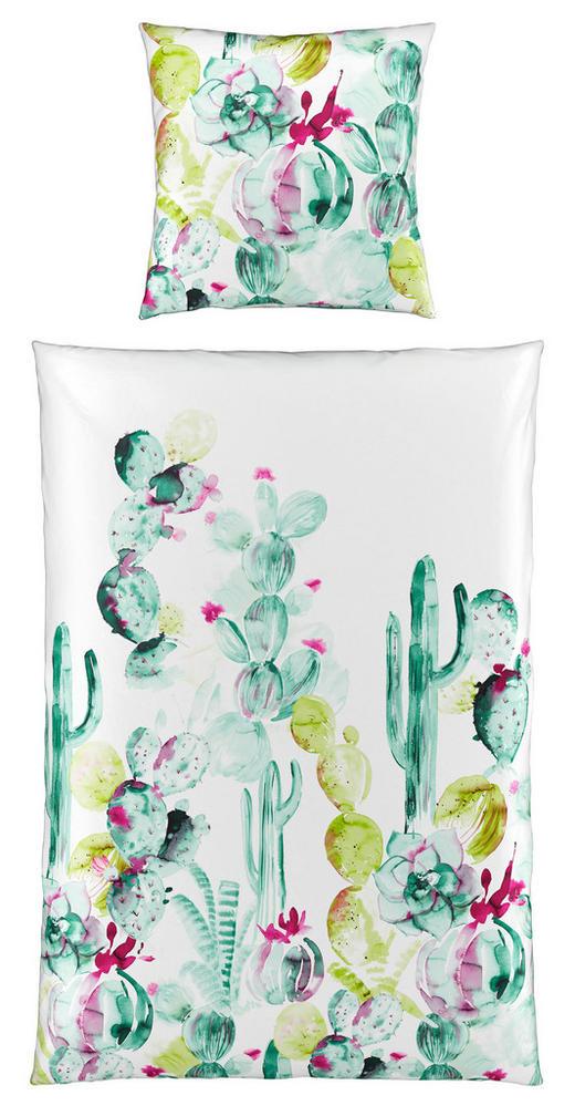 BETTWÄSCHE Satin Multicolor 135/200 cm - Multicolor, LIFESTYLE, Textil (135/200cm) - Esposa
