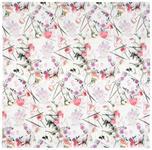 TISCHDECKE 85/85 cm - Creme/Rosa, LIFESTYLE, Textil (85/85cm) - Esposa