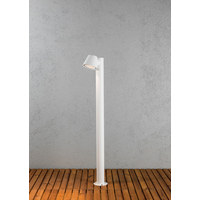 WEGELEUCHTE - Weiß, Design, Metall (11,5/100/20,5cm)